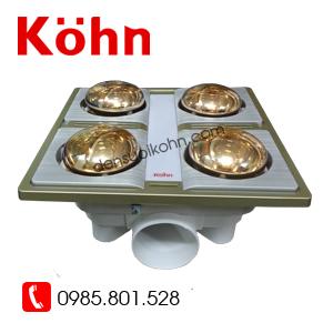 Đèn sưởi Kohn KN04G