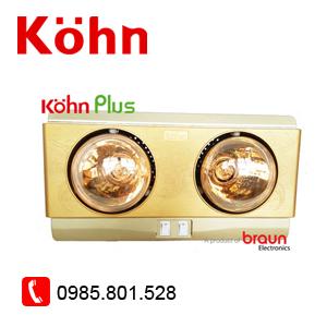 Đèn sưởi Kohn KP02G